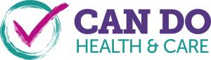 The can do logo which is the branding for the Suffolk and north east Essex integrated care system.
